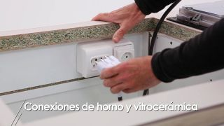 Conexiones de horno y vitrocerámica
