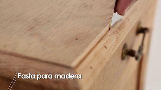 Pasta para madera