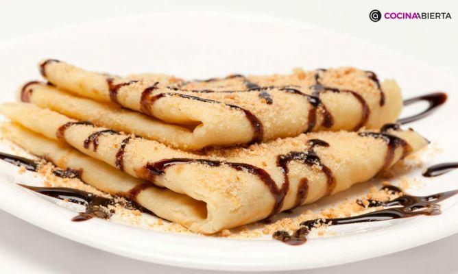 Crepes Receta De Eva Arguiñano En Cocina Abierta Hogarmania