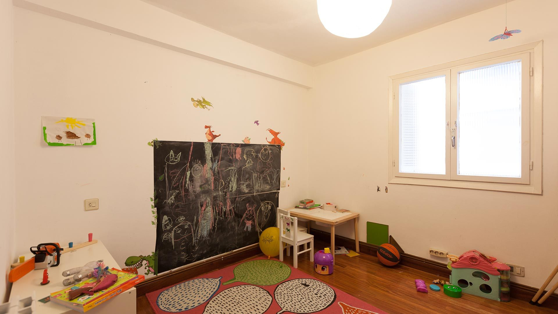 Decorar un dormitorio infantil