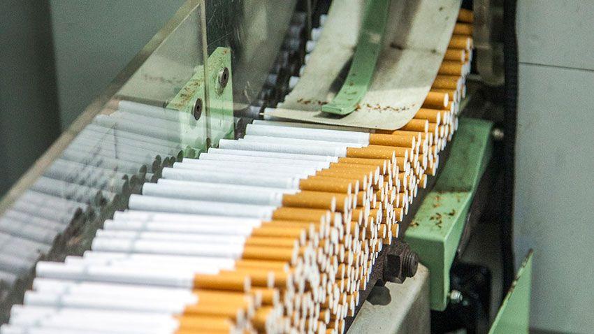 Fábrica de tabaco