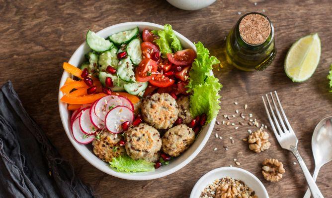 como llevar una dieta vegana saludable