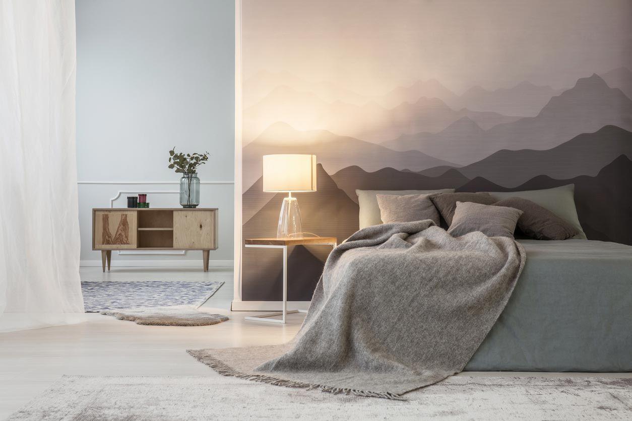 Luces y mezcla de texturas para lograr espacios únicos en tu hogar.