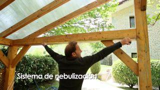 Cómo instalar un sistema de nebulización
