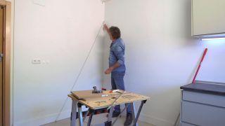Cómo hacer una escalera plegable