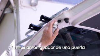 Como cambiar el amortiguador de una puerta
