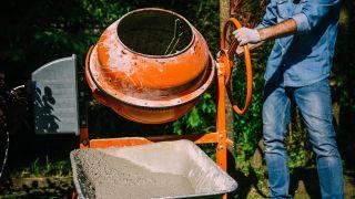 Cómo hacer un cimiento de hormigón