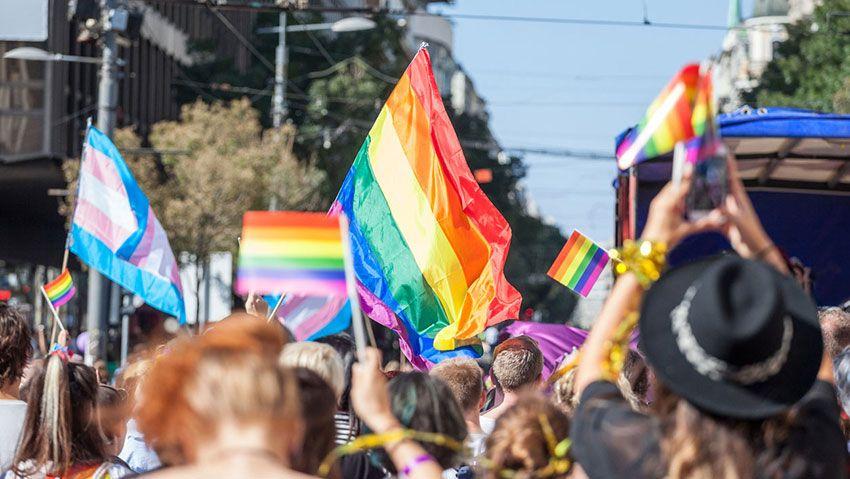 Día de orgullo LGTBI+