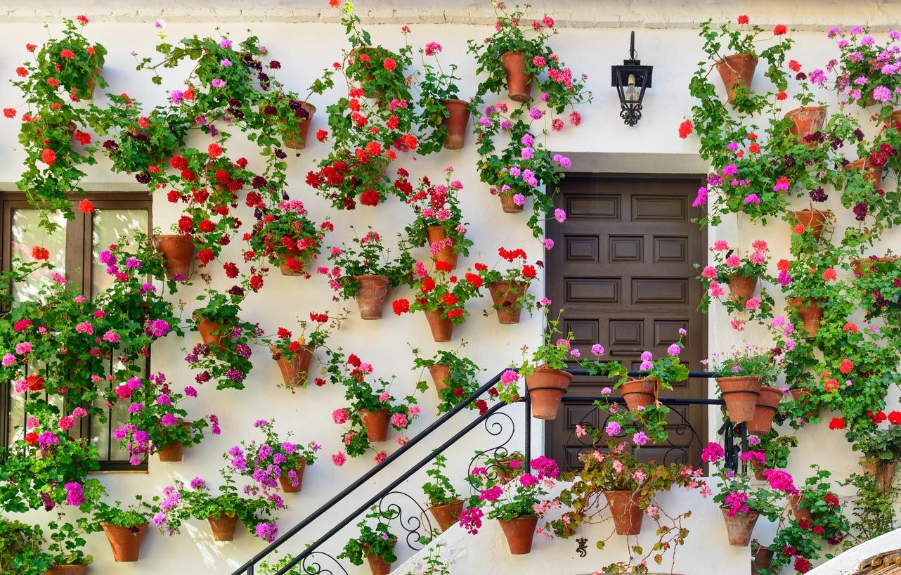 Decoración andaluza