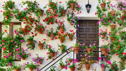 Estilo andaluz: la decoración más colorida, natural y bohemia