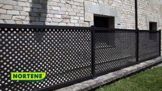 Instalación de paneles decorativos