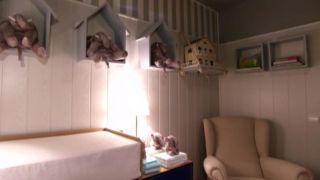 Habitación de bebé sencilla y funcional paso 5