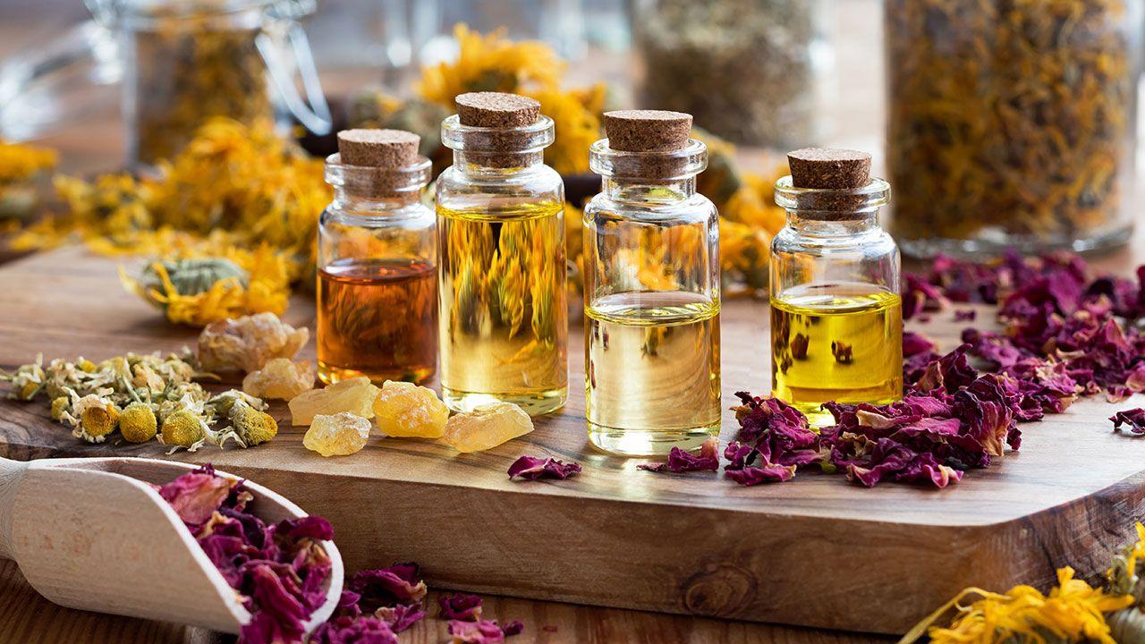 aceite rosas y calendula