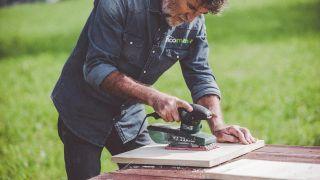 Cómo hacer una barbacoa con gaviones