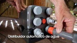 Distribuidor de agua automático