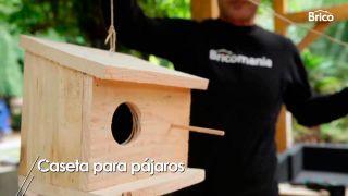 Cómo hacer una casita para pájaros