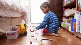 Consejos para organizar las habitaciones de los niños