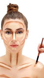 Contouring o maquillaje de contorno del rostro - Contouring corporal