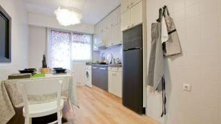 Actualizar la cocina reutilizando muebles