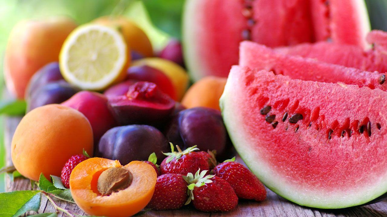 Fruta fresca.