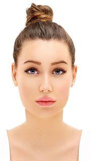 Contouring o maquillaje de contorno del rostro - Matizado