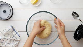 Tarta de nectarinas - Paso 2