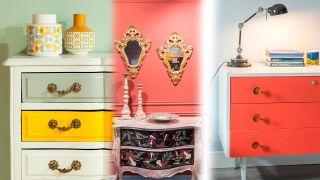 Las mejores cómodas vintage recicladas de Decogarden