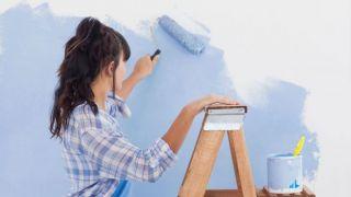 Errores comunes a la hora de pintar una habitación