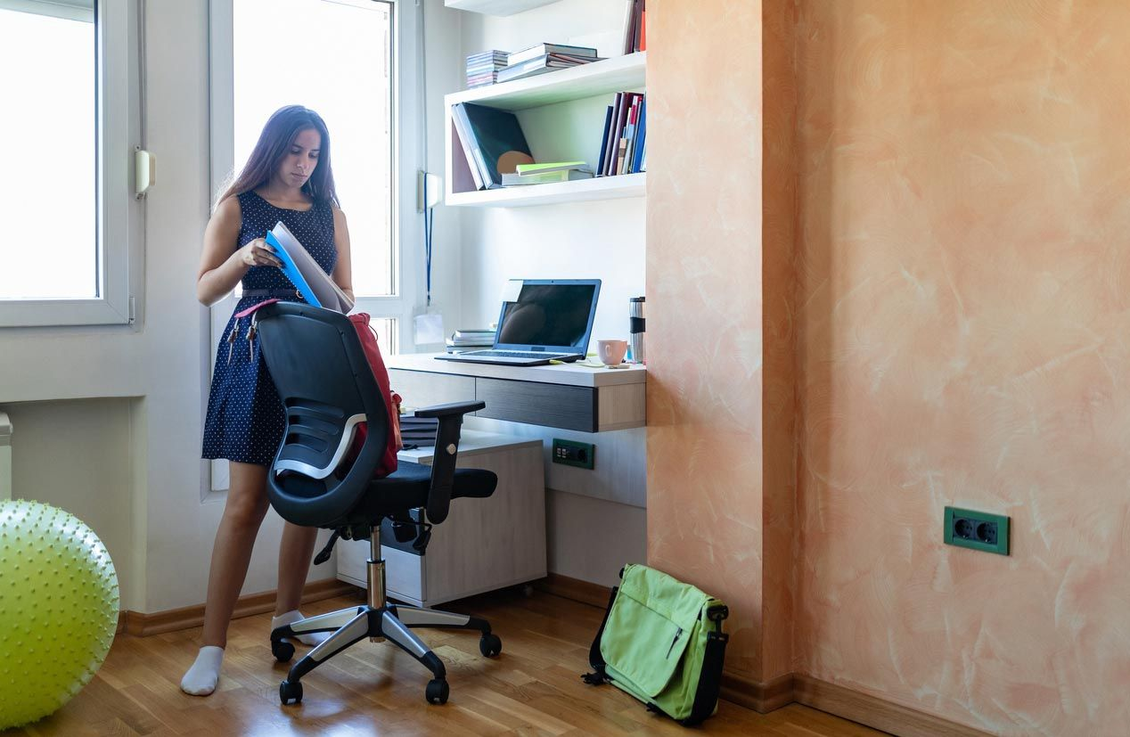 Mejores escritorios para adolescentes
