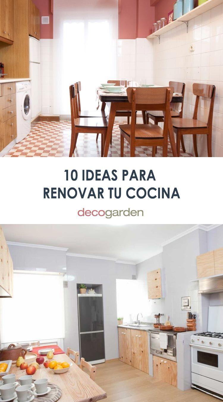 10 ideas para renovar tu cocina