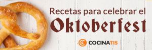 Recetas para celebrar el Oktoberfest
