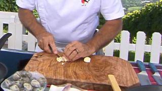 Cómo abrir las almejas - Paso 1