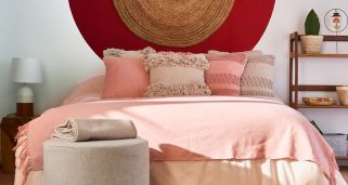 Glamour, Desert Fashion, Nature Ikigai y Country Charm: Cuatro estilos decorativos para oto�o