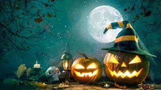 Samhain, Stingy Jack y la calabaza