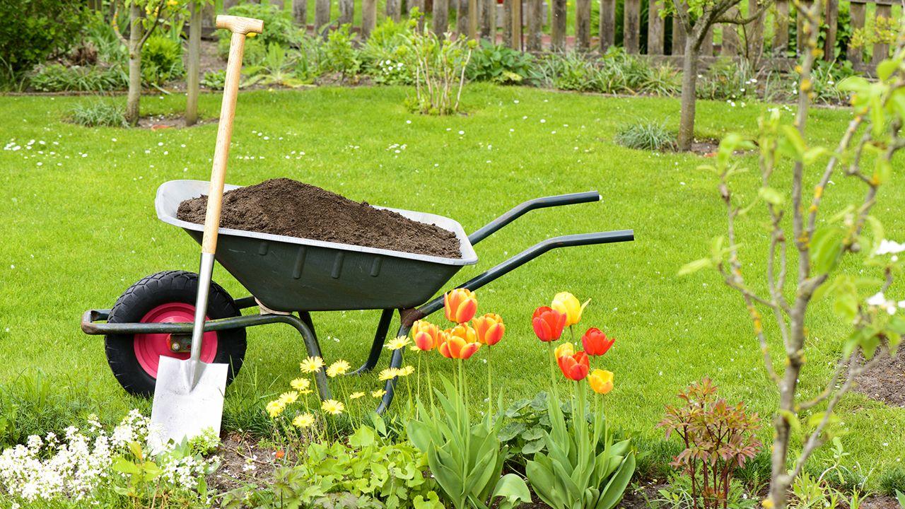 Herramientas para el mantenimiento del jardín II