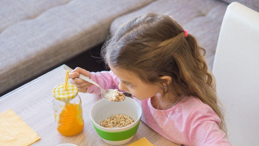 6 ideas de desayunos para la vuelta al cole de los niños