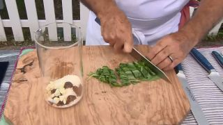 Pesto de tomate y albahaca - Paso 4