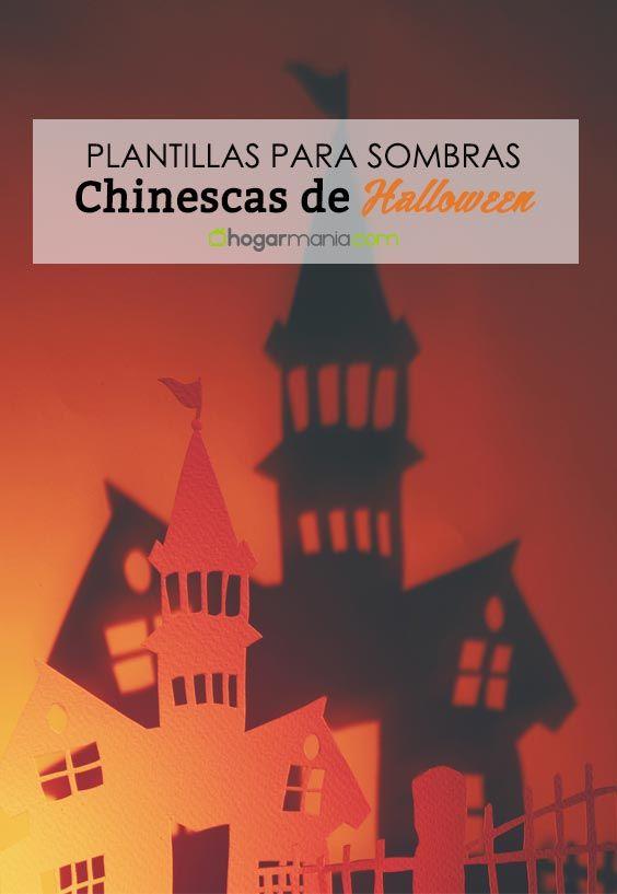 Sombras chinescas de Halloween, ¡descarga nuestras plantillas gratuitas!