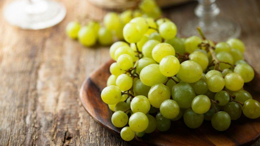 6 propiedades saludables de las uvas