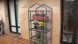 Invernadero para balcón paso5