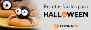 Recetas para Halloween en Cocinatis