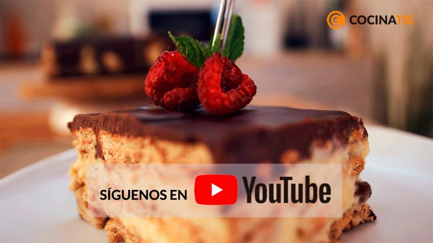 ¡Sigue a Cocinatis en Youtube!