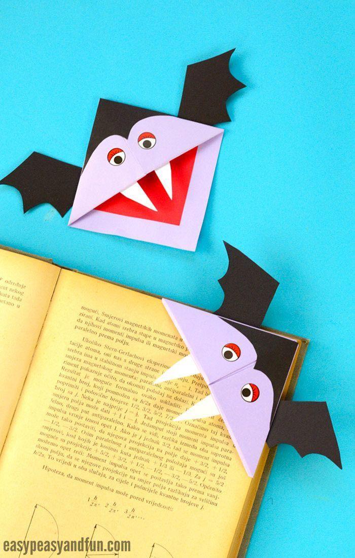 Corner Bookmark del Conde Draco