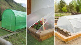 Invernaderos para la terraza o jardín