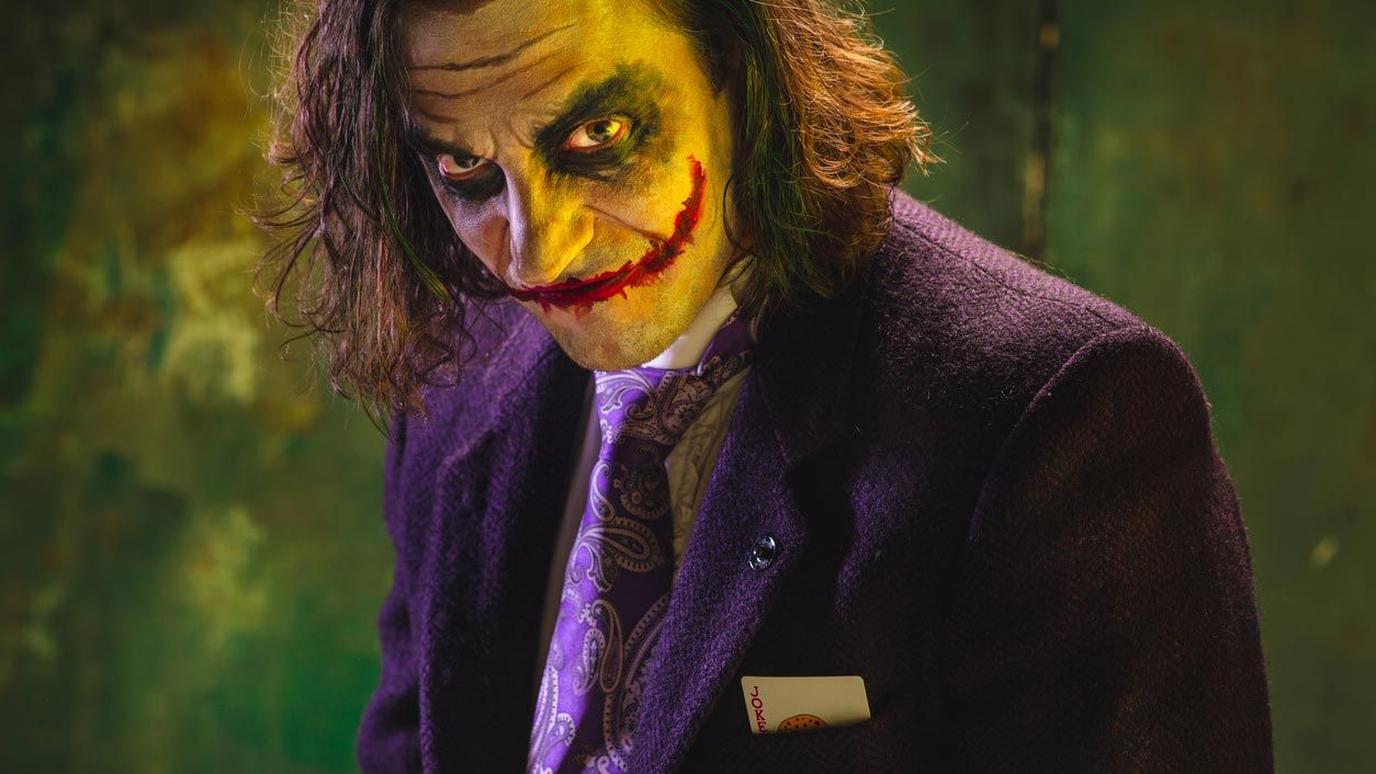 Joker (El caballero oscuro, 2008)