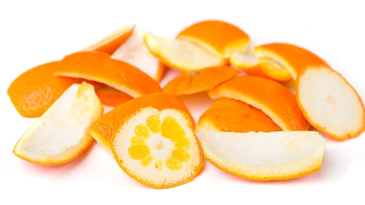 Peladura de naranja