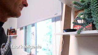 Cómo instalar un estor inteligente