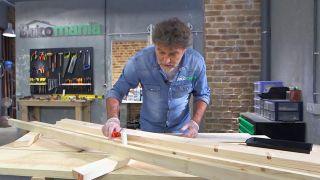 Cómo hacer un cabecero de cama con listones de madera