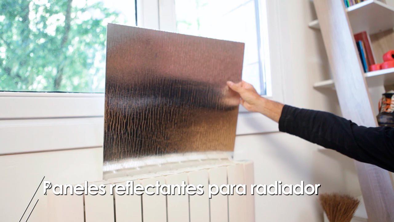 cómo colocar láminas reflectantes paso a paso