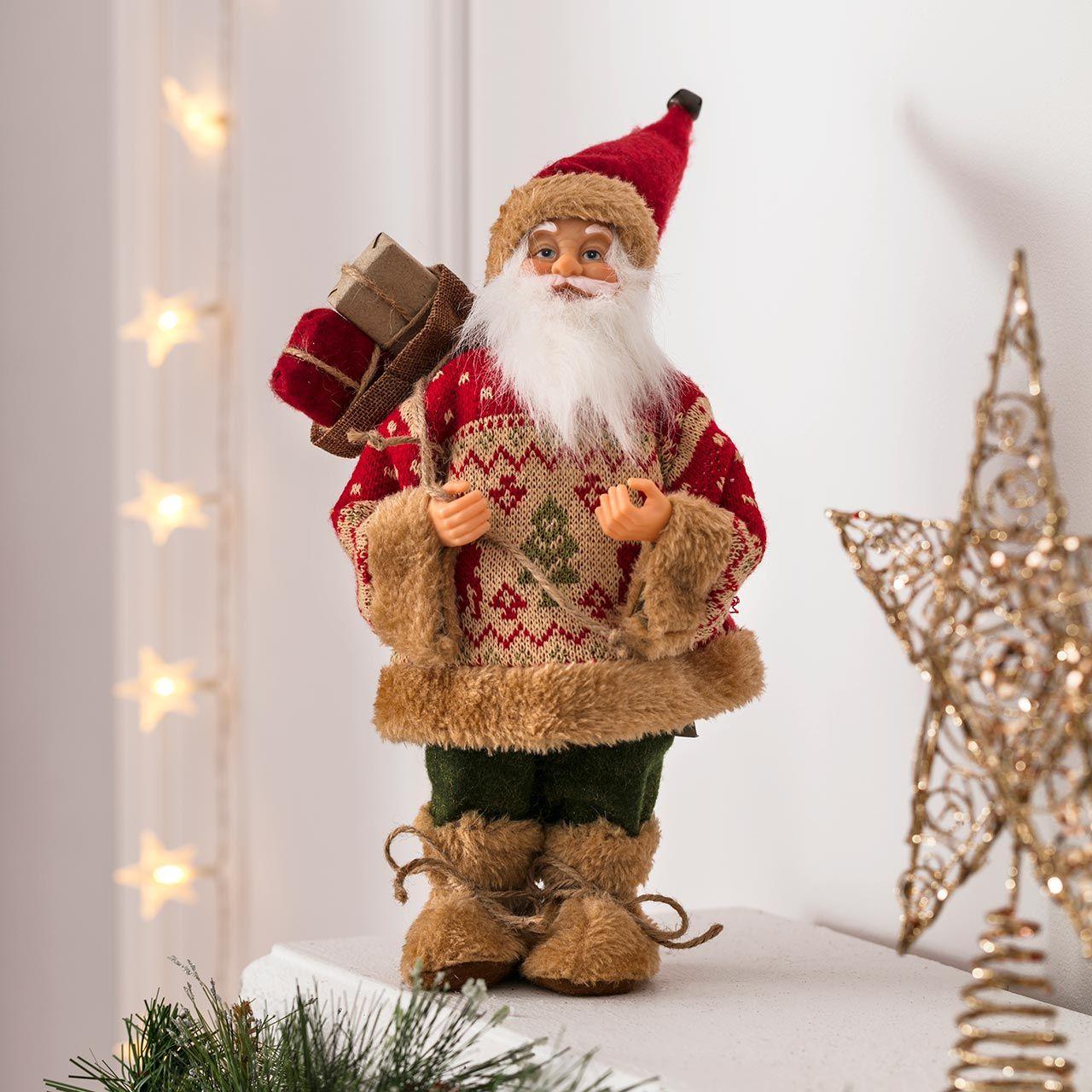 Decoración de Navidad tradicional de Leroy Merlin